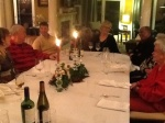 Pretty fuzzy picture from the table taken with ipad.