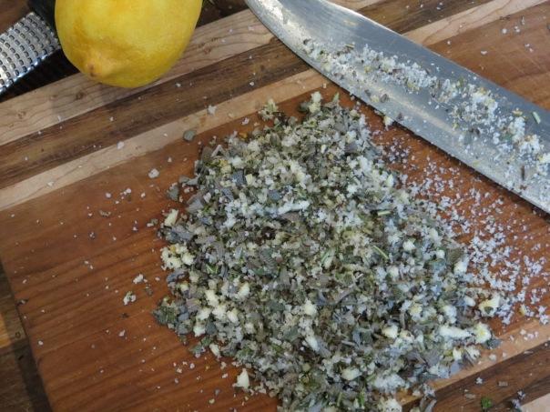 garlic herb salt